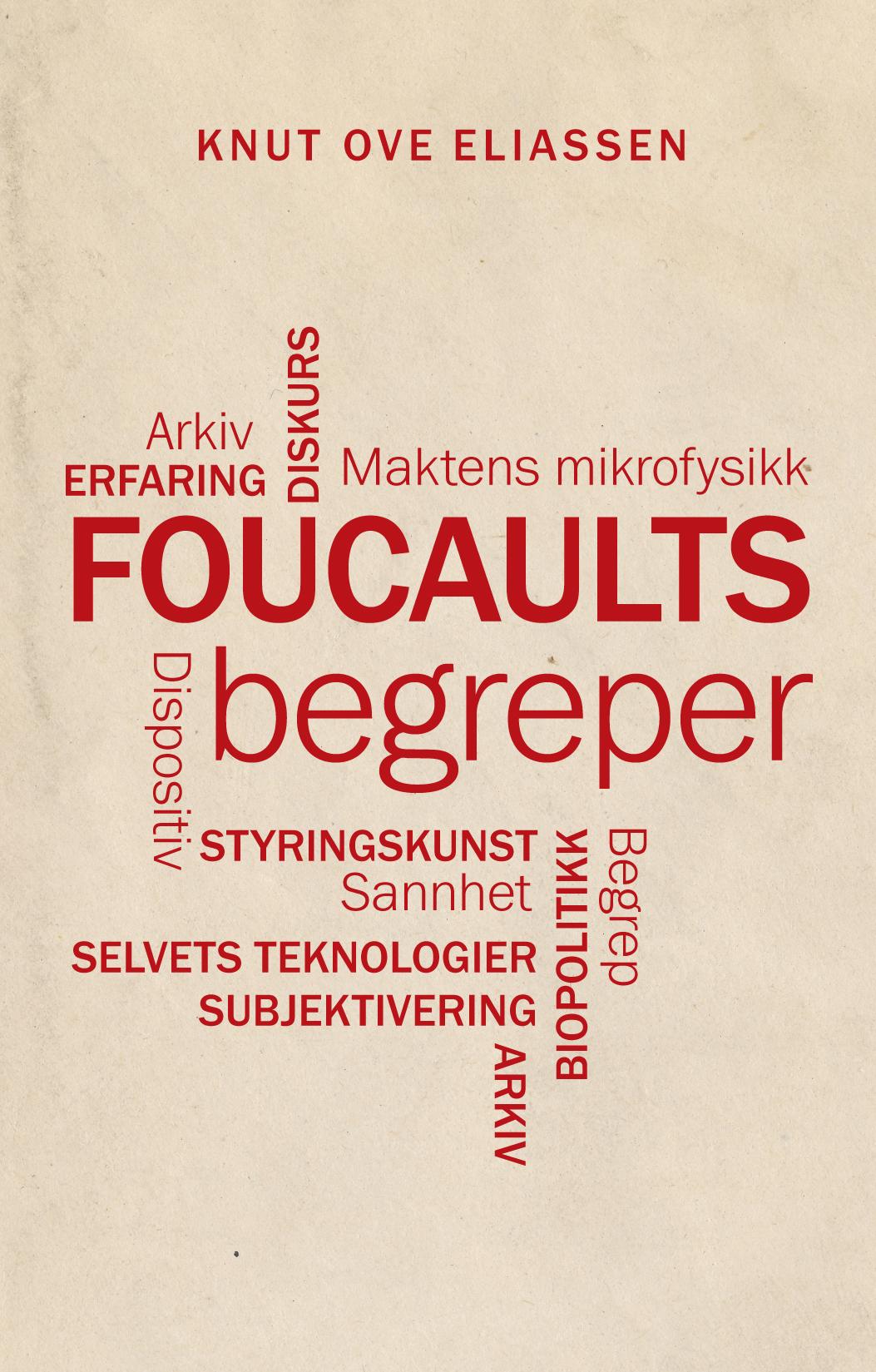 Hj6pWE66_3081_Foucaults begreper omslag