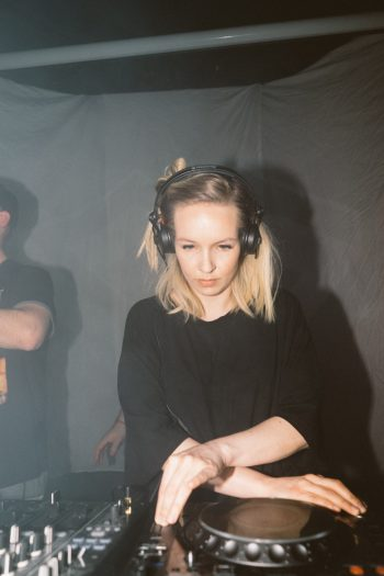 Christine Dancke, DJ