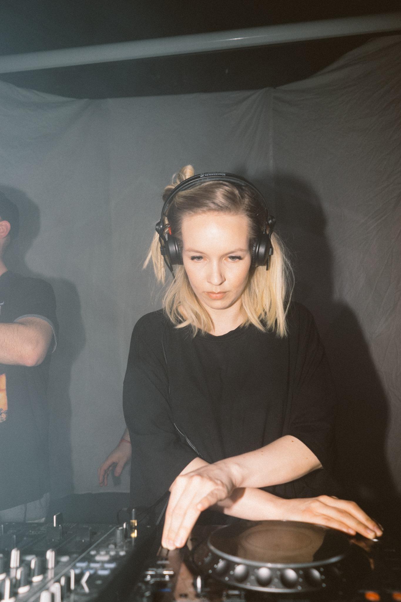 Christine Dancke, DJ