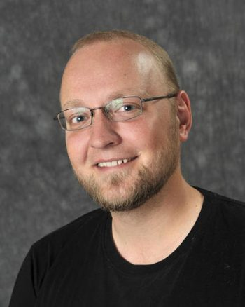 Kenneth Bo Nielsen portrett