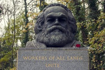 Foto: Karl Marx (Flickr commons)