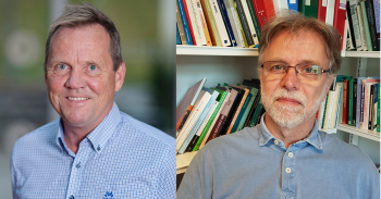 Håkon Leiulfsrud og Peter Sohlberg