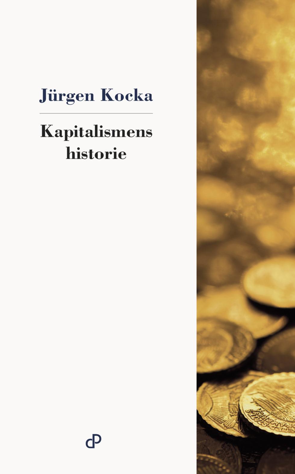 Bokomslaget til Kapitalismens historie