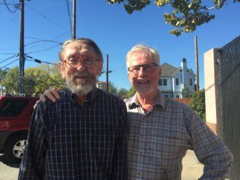 Arthur Stinchcombe og Gudmund Hernes
