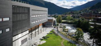 Bilde av campus Sognal HVL