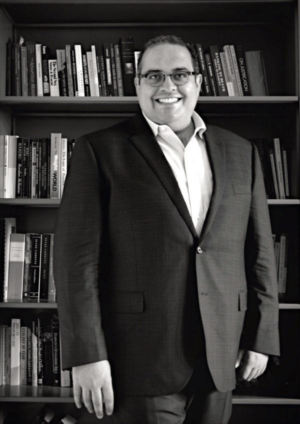 Portrait of Shamus Khan