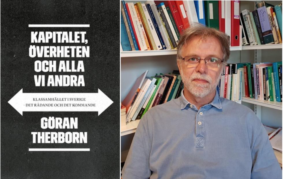 Peter Sohlberg omtaler Göran Therborns Kapitalet, overheten och alla vi andra