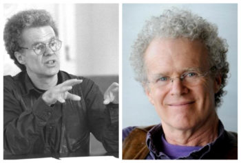 To bilder av Erik Olin Wright