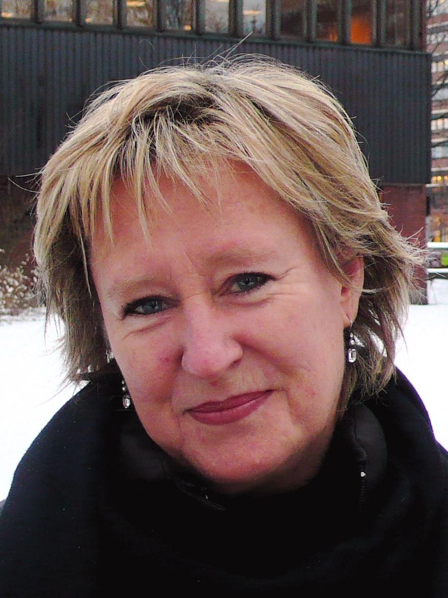 Portrett Karin Widerberg