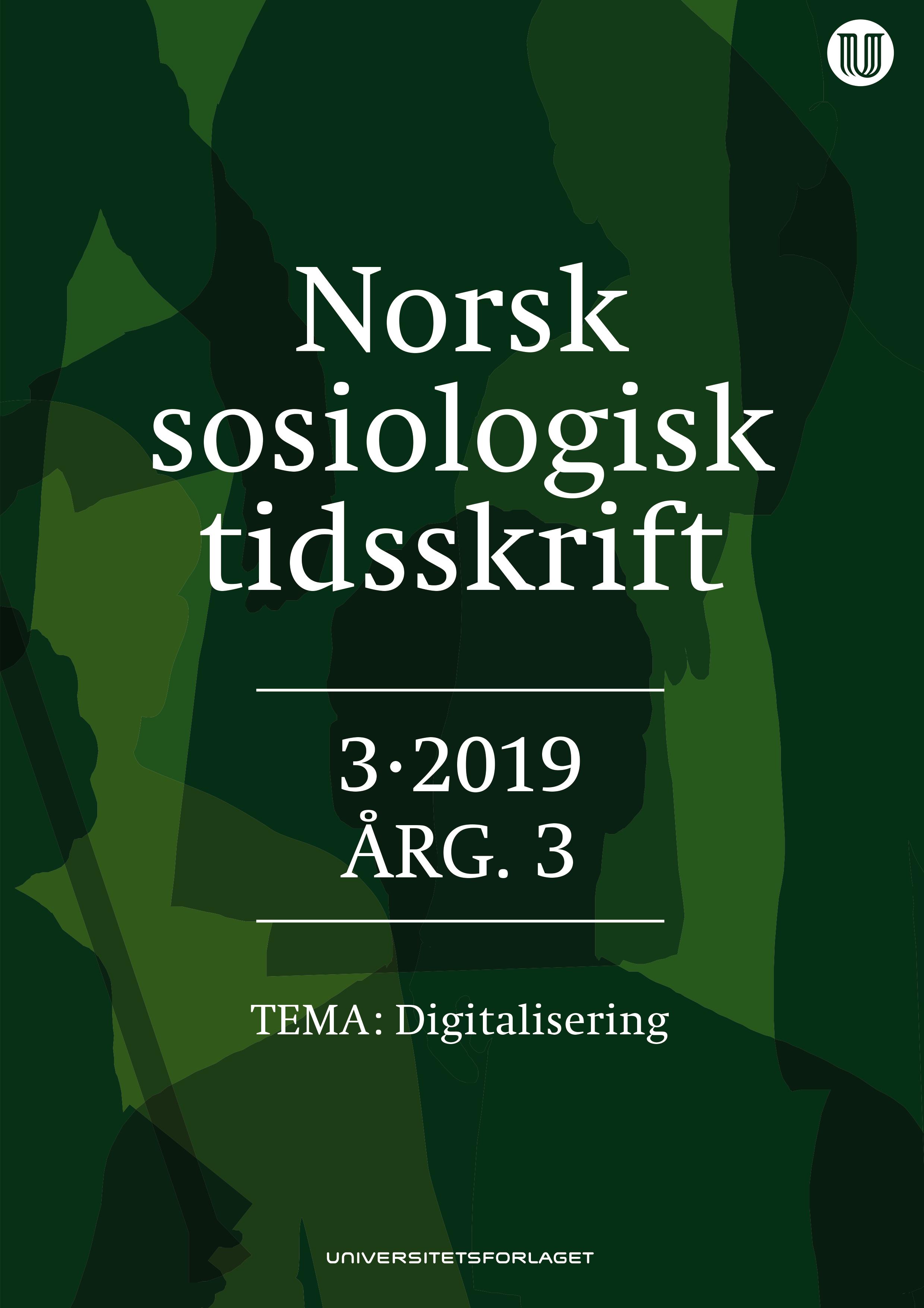 norsk_sosiologisk_tidsskrift_2019_03_highres