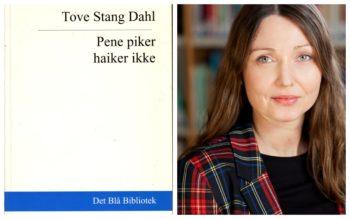 Omslag av Pene piker haiker ikke og foto av Kari Stefansen