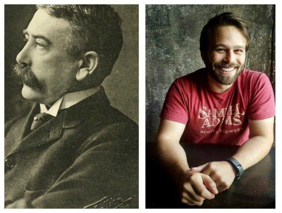 Kollasje Saussure og Stoltz