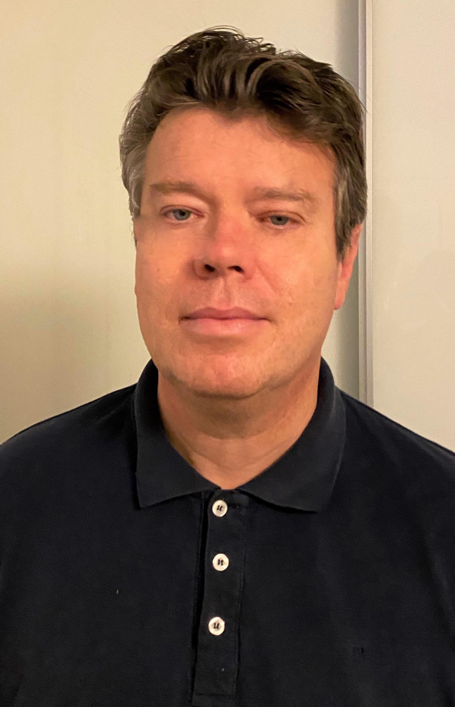 Portrett Karl Johan Gloppen